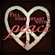 """Fill your heart with peace. """"Peace be with you. My peace I leave you. Be not afraid. Paz Hippie, Hippie Peace, Hippie Love, Hippie Chick, Hippie Style, Hippie Vibes, Happy Hippie, Peace On Earth, World Peace"""