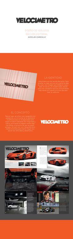 Trabajo práctico diseño editorial Velocímetro