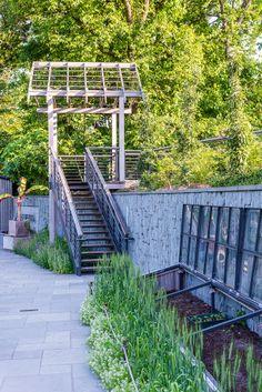 Brooklyn Botanic Herb & Vegetable Garden | Land Morphology | Archinect  www.landmorphology.com