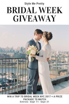 Bridal giveaways and contests