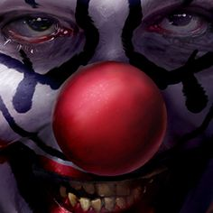 Illustration by OWEN RICHARDSON Share Portfolio, Creepy Carnival, Black And White Interior, Character Development, Retro Art, Film, Illustration, Poster, Painting