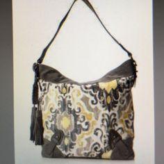 b15125471df Isabella Fiore Purse Bag Grey Marrakesh Fashion Handbags