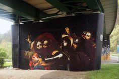 We will all be forgotten (murales e foto di Andrea Ravo Mattoni)