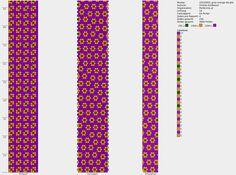 Die 138 Besten Bilder Von Häkelketten Bead Crochet Bead Crochet