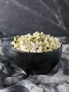 Vegan Ranch Popcorn