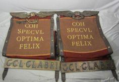 War Room Banner Set (Glaber)