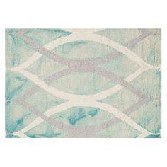 Safavieh Haven Geometric Dip-Dyed Wool Rug, Multicolor