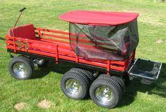 large kid wagon