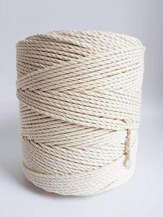 kg Twisted cotton rope. Macrame cord about 410 m cotton cord 3 strand rope 130 m Cotton string kg 3 mm cotton rope. kg Twisted cotton rope. Macrame Curtain, Macrame Bag, Macrame Cord, Macrame Knots, Macrame Supplies, Macrame Projects, Cotton String, Cotton Rope, Cordon Macramé