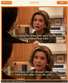 """arrested development quotes 