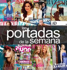 Las #portadas de la semana #Revistas Art Pop, Movies, Movie Posters, Magazine Covers, News, Pop Art, Films, Film Poster, Cinema
