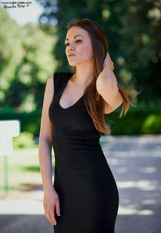 Alexandra Potter, Sexy Women, Lady, Dresses, Fashion, Vestidos, Moda, Fashion Styles, Dress