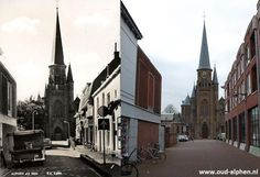Toen en Nu - Oud-alphen.nl * Dé website over oud Alphen!
