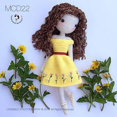 @ Sunshine Baby - without sun hat 🌼🌼🌼🌼🌼 Especially the flat face. Amigurumi Patterns, Amigurumi Doll, Doll Patterns, Crochet Patterns, Knitted Dolls, Crochet Dolls, Cute Crochet, Crochet Baby, Octopus Crochet Pattern