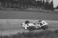 Vic Elford, McLaren M7B German Grand Prix 1969 via Revs Digital...