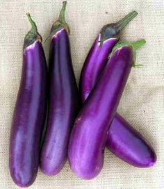 Hey, I found this really awesome Etsy listing at https://www.etsy.com/listing/121978404/long-purple-eggplant-organic-heirloom