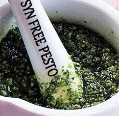 Slimming World Tips and Recipes to share: SYN FREE SLIMMING WORLD PEA PESTO