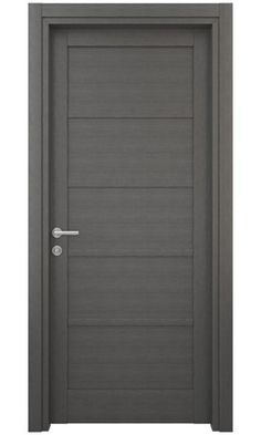 #Modern Gray #Door by ITALdoors