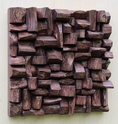 sound diffuser acoustic panel wood assemblage wood wall art wood art acoustic home decor home theatre acoustic treatment office art interior design hi end acoustic Collage Sculpture, Abstract Sculpture, Wall Sculptures, Wooden Art, Wood Wall Art, Wall Art Decor, Industrial Style Furniture, Industrial Interior Design, Acoustic Diffuser