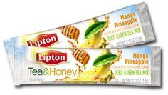 FREE Sample of Lipton Mango Pineapple Tea Mix on http://hunt4freebies.com