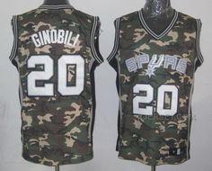 http://www.xjersey.com/spurs-20-ginobili-swingman-camouflage-jerseys.html Only$35.00 #SPURS 20 GINOBILI SWINGMAN CAMOUFLAGE JERSEYS #Free #Shipping!