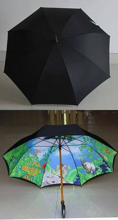 Totoro umbrella! Love this! Where can I find it?