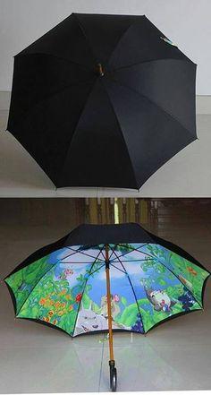 Totoro umbrella! Love this! Where can I find it?