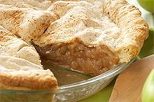 The Perfect Flaky Pie Crust - Double -Try this yummy recipe I found on RobinHood.ca