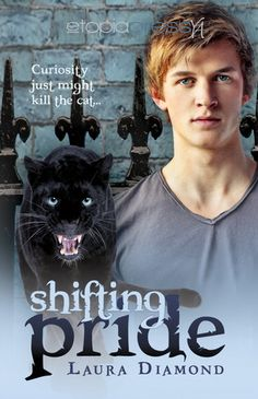 Review of 'Shifting Pride' paranormal YA book by Laura Diamond