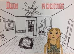 Mrs. Knight's Smartest Artists: Our Rooms, 4th grade