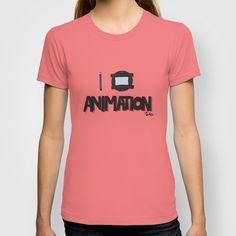 I do Animation T-shirt