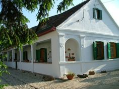 Novi Sad, House On A Hill, Traditional House, Country Life, Hungary, Gazebo, Shed, Exterior, Outdoor Structures