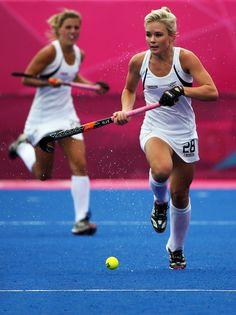 Hockey sobre pasto femenil