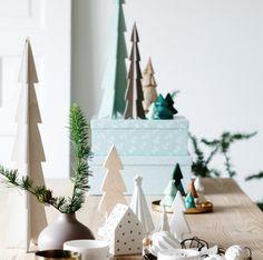 Noël design avec les