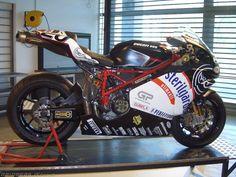 Ducati 999 RS Team Sterilgarda