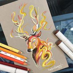os-animais-fantasticamente-coloridos-de-katy-lipscomb (5)
