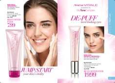 Avon Anew Vitale. De-Puff tired looking eyes. eyes look instantly refreshed. Eye Gel Cream. Best Offer Ever: $19.99 20% off orders over $50 Shop my Store at www.youravon.com/lindabacho #avonrep