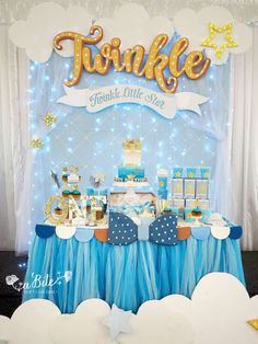 Twinkle Twinkle Little Star Kayla! | CatchMyParty.com