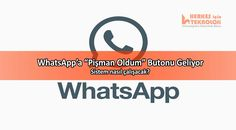 """WhatsApp'ın """"geri al"""" butonu üzerinde çalışması birçok kullanıcı tarafından memnuniyetle karşılandı. Atılan mesajın geri alınması nasıl mümkün olacak?"""