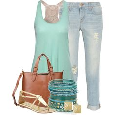 outfit combinations for teens | 30 Cute Casual Summer Outfits Combinations