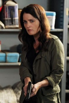 Robin Tunney in The Mentalist