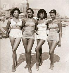beautiful African American women in Atlantic City NJ --Credit photo John W. Mosley
