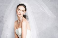 """Show us the little details that inspire your #wedding day style! Enter the """"It's All in the Details"""" Pinterest Sweeps for a chance to win a $500 David's Bridal gift certificate! Enter now: http://sweeps.piqora.com/inthedetails Rules: http://sweeps.piqora.com/fb/contest/content/davidsbridal.com/616/rules  From veils to jewelry, find the perfect accessories for your bridal look at #davidsbridal!"""