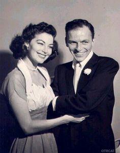 Frank Sinatra & Ava Gardner Wedding, 1951