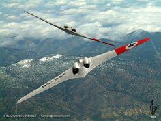 Horten Ho-IX Gotha Go 229 o Ho 229 flying wings: