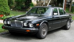 1985 Jaguar XJ6 - asking for trouble, but so pretty