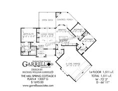 Home Plans Nc as well Stone Ridge House Plan moreover Westbrooks Cottage House Plan also House Plans in addition Floor Plans. on mill spring cottage mountain style house plan