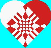 Video Tutorial: Sweet and Simple Woven Heart Craft