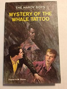 The Hardy Boys The Mystery of The Whale Tattoo 1968 | eBay