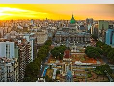 City of Buenos Aires, Argentina travel guide, accommodations and services - Urbita